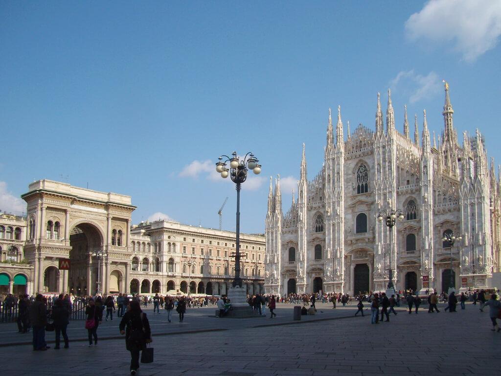 Jämför Milano hotell